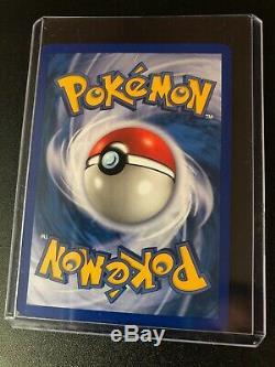 Cristal Lugia Carte Pokemon Holo Aquapolis Set Secret Collection Rare 149/147, Nm