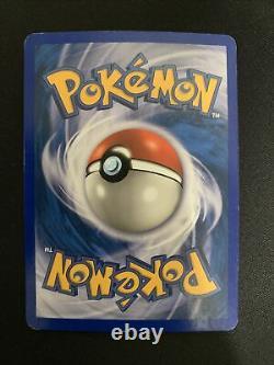 Crystal Lugia 149/147 Rare Holo Pokemon Carte Aquapolis