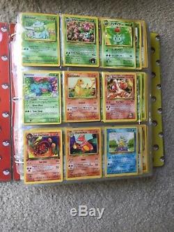 Énorme 1000 Carte Pokemon Collection Vintage Lot Set Rare Holo Charizard Base Ex