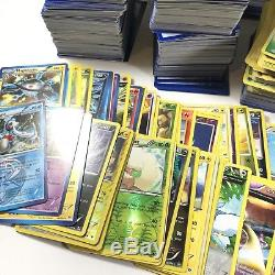 Énorme Carte Pokémon Lot Rares Films Holos 5000+
