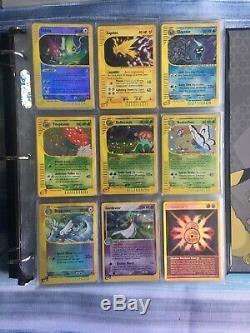 Énorme Collection De Carte Pokemon Avec Vintage Holos, Ultra Rares, En Vrac