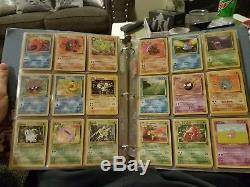 Énorme Collection De Cartes Pokemon Vintage