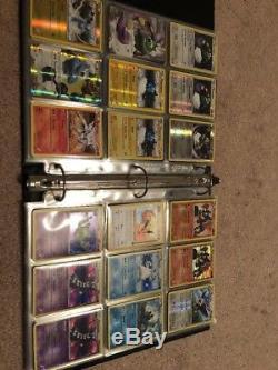 Énorme Collection De Holo Pokemon! Plus De 400 Holos, 100 De Rares, 2000+ Cartes