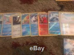 Énorme Collection De Lots De Cartes Pokémon 500 Cartes 7 Ex / Gx / Mega / Break, 65 Rares, Plus