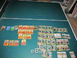 Énorme Lot De 2500 Cartes Pokemon 261 Ultra Rares Et Autres Cartes De Valeur