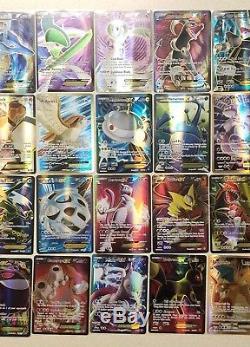 Énorme Lot De 35 Cartes De Pokemon Super Art Fare Super Rare Instant Collection Nm