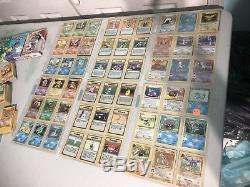 Énorme Lot De Pokemon. Plus De 1400 Cartes 70+ Holos 35 + Première Édition, Rares, Japonaises
