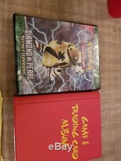 Énorme Pokemon Card Lot Collection Tonnes De Holos Promos Rares Etc Old School