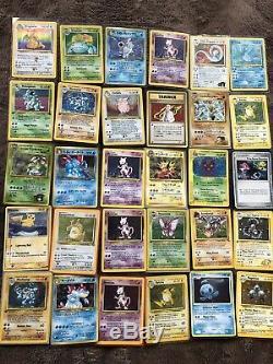 Énorme Pokémon Tcg Carte Collection Lot Holo Japonais Cartes Étrangères Rares Wotc Xy