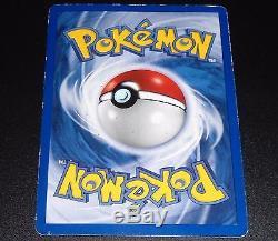 Ensemble De Base Charizard 4/102 Shadowless 1ère Édition Holo Rare Pokemon Card Played