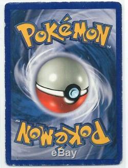 Ensemble De Base Charizard Shadowless 4/102 Holo-foil Rare Pokemon Card HP