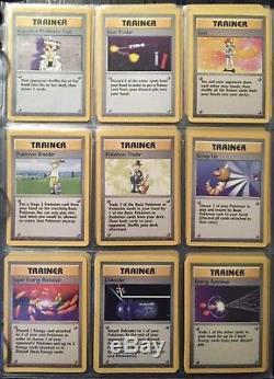 Ensemble De Base Complet Pokémon 102/102 Ensemble De Base De Carte Original 1999 4/102