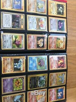 Ensemble De Base De Cartes Pokémon De Plus De 20 Holos Rares, Y Compris Charizard Et Blastoise