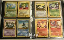 Ensemble Promotionnel Wotc 1999 Rare Avec Pokemon Rare Avec Holos 51/53 Cartes Presque Complet