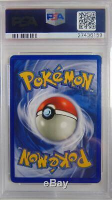 Flareon 3/64 Jungle 1st Edition Psa 10 Gem Mint Holo Rare Carte Pokemon