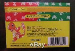 Flawless Scellé 1995 Pokemon Topsun Booster Pack 1ère Carte Imprimée Rare
