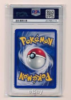 Gem Mint Psa 10 1ère Édition Tyranitar Neo Discovery 12/75 Holo Rare Pokemon Card