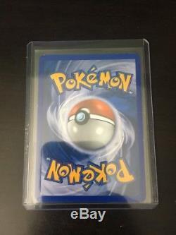 Gyarados Gold Star (espèces Du Delta) 102/110 Ultra Rare Holon Pokemon Card