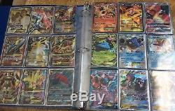 Huge 5000+ Lot De Cartes Pokemon! 331 Ex / Gx, Holo, Ensembles Complets! Pas De Doublons! Rare