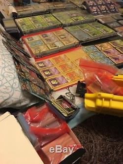Huile Rare Pokemon Card Lot Collection À Vie