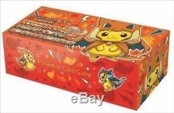 Jeu De Carte Pokémon Xy Spécial Boîte Mega Charizard Y Pikachu Le Port Poncho Japon