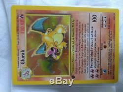 Jeu De Cartes Allemandes Pokemon / 102 Jeu Complet 1ère Édition