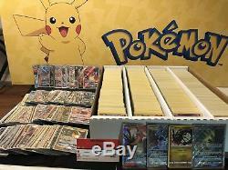 Lot Collection De Cartes Pokemon Énorme. Ultra Rare Ex / Gx Tag Team Holos Rares