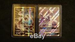 Lot De 110 Cartes Pokemon All Gx / Ex No Duplicates- Art Complet- Charizard Ultra Rare