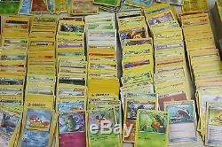 Lot De 3500 Pokémon Cartes Collection Lots Early Sets Holos / Rares