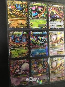 Lot De 90 Cartes Pokemon Ex, Niveau X, Arts Complets, Pauses, Rares Secrets, Etc.