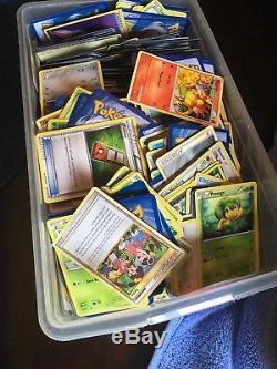 Lot De Base De Cartes Pokémon Et Ensemble De Base Rare