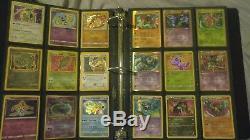 Lot De Cartables De Collection De Cartes Pokémon (brillant, Secret Rare, Vintage, Erreur D'impression) 180
