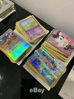 Lot De Cartes Pokémon 8000+ Cartes Holos / Ultra Rares