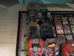 Lot De Cartes Pokemon Cartes Tcg Officielles Ultra Rare Incluse Toute Ma Collection