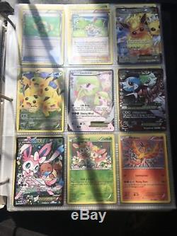 Lot De Cartes Pokemon Ma Collection Complète 1000+ (+ Full Arts Et Secret Rares)
