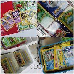 Lot De Cartes Pokemon! Rare. Rares. Holos Pause, Ex, Gx, Art Complet Et Rares Secrets