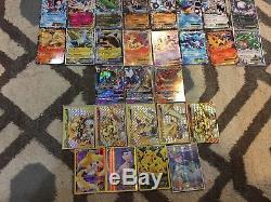 Lot De Cartes Pokemon Vintage Et New 5000+ Ex, Holo Rare 1st Edition + Plus