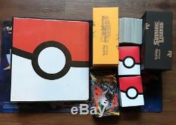 Lot Énorme De Collection De Cartes Pokemon Garanti Ex Holos Rares Mint Pack Fresh