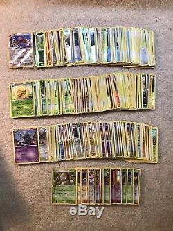 Lot Pokemon Card Lot Ultra Rares, Holos, Energys, Surdimensionné, Et Plus
