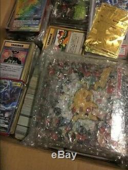 Ma Collection De Cartes Pokémon Japonaise! 5000+! Old Promos Nouveau Vrac Lots Of Rares