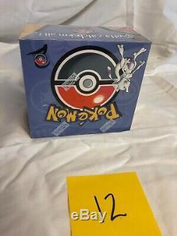 Meilleur Pokemon Base 2 Booster Box Scellé En Usine 36x Près De La Menthe Rare Trading Cartes