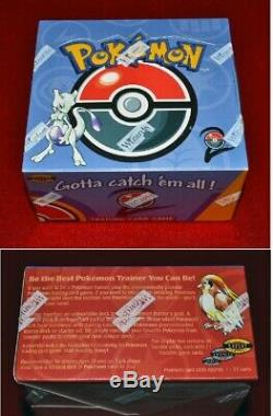 Meilleur Pokemon Base 2 Booster Box Scellé En Usine 36x Proche Mint Cartes De Trading Rares
