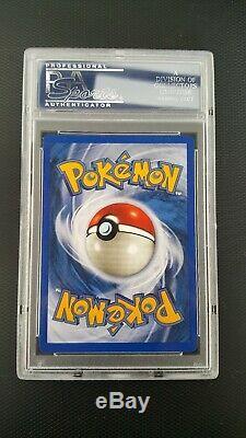 Mewtwo Brillant Psa 10 1ère Édition Neo Destin Secret Rare Carte Pokémon