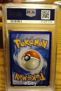 Mewtwo Gx Carte Pokémon Rare Rare 76/73 Jeu De Légendes Brillantes Psa 10 Gem Mint Fa