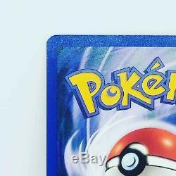 Monnaie Première Édition Dracaufeu Foncé Holo Rare Carte Pokémon 4/82 Équipe Rocket 1er Ed