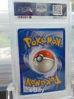 Nidoking 150/147 Aquapolis Cristal Holo Psa 8.5 Gem Mint Rare Pokemon Card