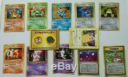 Nouveau CD Sealed Japonais Pokémon Promo Avec Des Cartes! Charizard! Blastoise! Florizarre