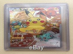 Nouveau Pokemon Xy Pikachu 20ème Anniversaire Festa Promo 279 / Xy-p Holo Carte Japonais