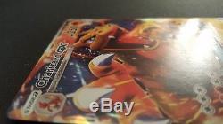 Ombres Brûlantes Pokemon Charizard Gx 20/147 Ultra Rare Carte Holo Mint