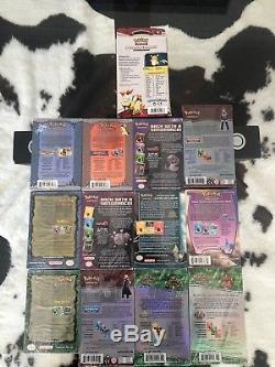 Paquet De Plate-forme De Carte De Pokemon Rare Vintage Sealed